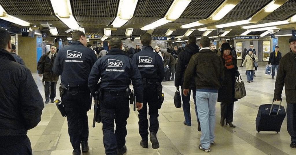 gares-en-PACA-bientot-equipees-de-portiques de securite-BSL-securite-entreprise-de-gardiennage