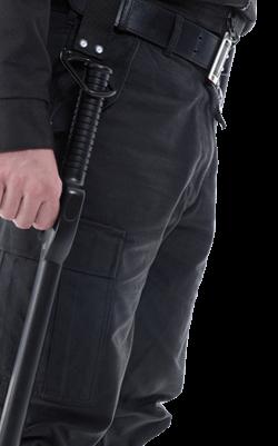 Armement agent de securite Armement des agents de sécurité : renforcement létal et non létal à maîtriser
