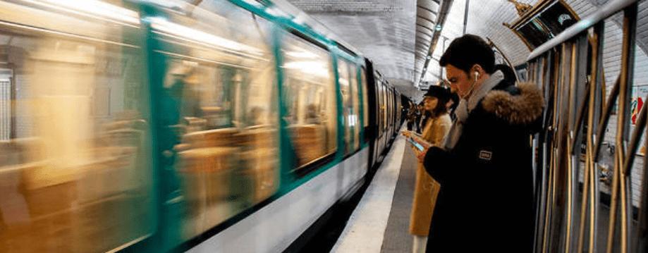 viloence metro